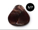 OLLIN COLOR 5/7 светлый шатен коричневый 100 мл