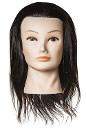 Манекен учебный с длиной волос 40 - 45 см