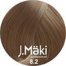 J.Maki 8.2 Жемчужный светло-русый 60 мл