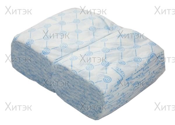 Салфетка одноразовая 20*30 (белый, 100 шт.)