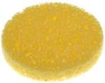 Растительная губка (пропитанная) для удаления макияжа, 75 мм