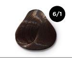 OLLIN COLOR 6/1 темно-русый пепельный 100 мл