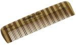 Расчёска для волос бамбуковая