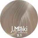J.Maki 9.1 Пепельный блондин 60 мл