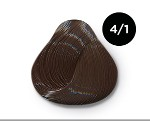 OLLIN COLOR 4/1 шатен пепельный 100 мл