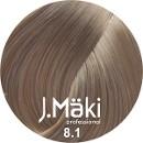 J.Maki 8.1 Пепельный светло-русый 60 мл