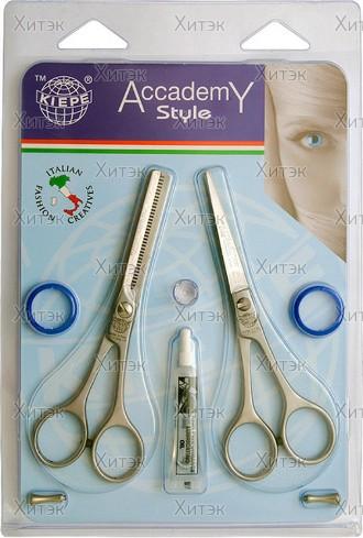 Набор парикмахерских ножниц Kiepe Academy Style