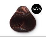 OLLIN COLOR 6/75темно-русый коричнево-махагоновый 100 мл