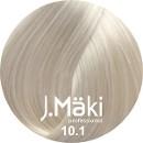 J.Maki Стойкий краситель для волос 10.1 Пепельный светлый бл