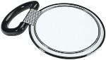 Зеркало 15 см косметическое двухстороннее