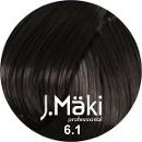 J.Maki 6.1 Пепельный темно-русый 60 мл