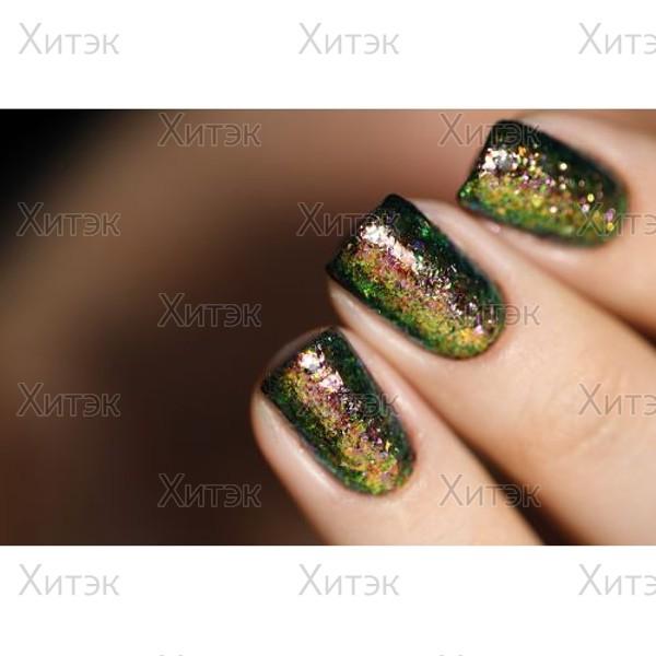 Юки  №12 (темно-зеленый)