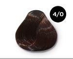 OLLIN COLOR 4/0 шатен 100 мл Перманентная крем-краска