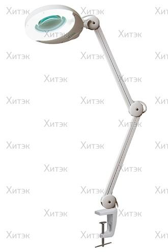 Лампа-лупа на кронштейне (3 диоптрии), 22Вт