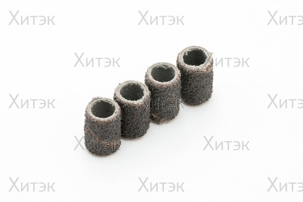 Набор сменных наждачных цилиндров 80 grit (100 штук)