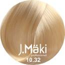 J.Maki 10.32 Бежевый светлый блондин 60 мл