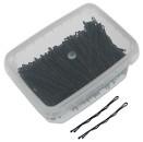 Невидимки 70 мм чёрные 500 грамм