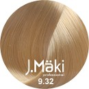 J.Maki 9.32 Бежевый блондин 60 мл