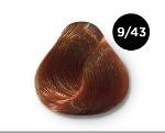 OLLIN COLOR 9/43 блондин медно-золотистый 100 мл