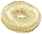 Кольцо светлое для вечерних причёсок (хлопок), диаметр 9 см