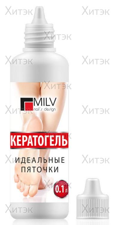 """Кератогель """"Идеальные пяточки"""", 100 мл"""
