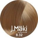 J.Maki 8.32 Бежевый светло-русый 60 мл
