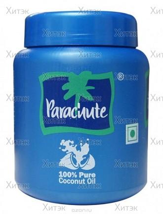 100% Кокосовое масло  Parachute 200 мл банка