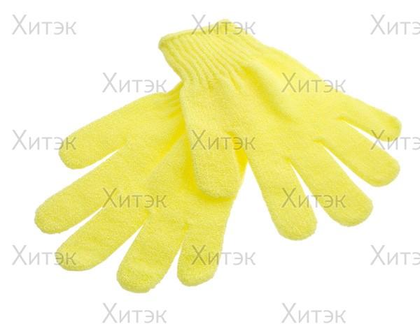 Мочалка - рукавички 2 штуки