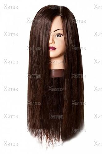 Манекен учебный (длина волос 50-60см)