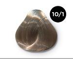 OLLIN COLOR 10/1 светлый блондин пепельный 100 мл
